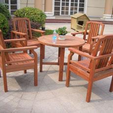 户外家具.木制小品系列